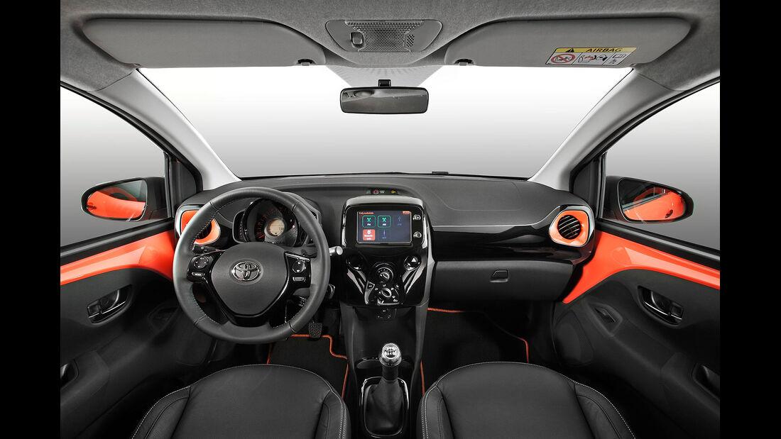 Toyota Aygo Genf 2014