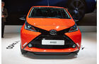 Toyota Aygo, Genfer Autosalon, Messe, 2014, Genfer Autosalon, Messe, 2014