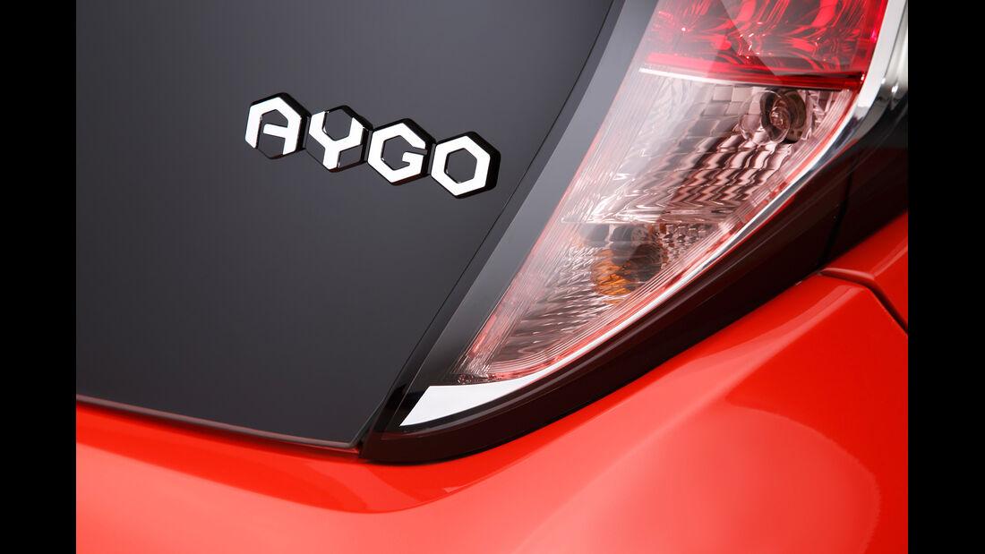 Toyota Aygo, Typenbezeichnung