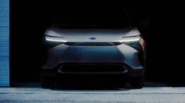 Toyota BZ EV