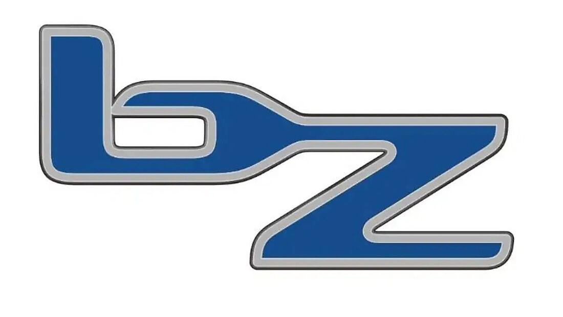 Toyota BZ Logo