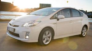 Toyota: Bremsprobleme beim Prius