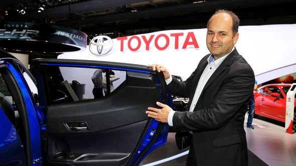 Toyota C-HR (2017)