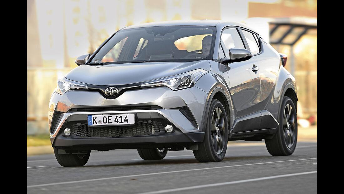 Toyota C-HR, Best Cars 2020, Kategorie I Kompakte SUV/Geländewagen