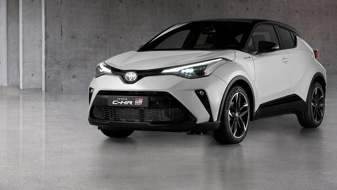 Toyota C-HR GR Gazoo Racing Line 2020