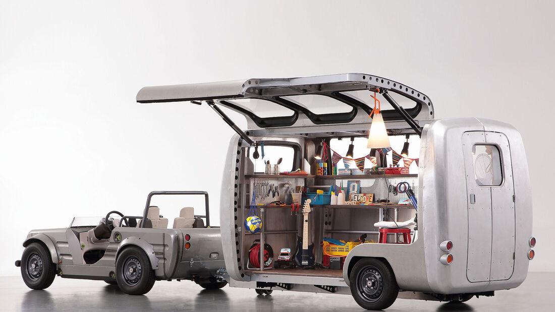 Toyota Camatte Capsule Trailer