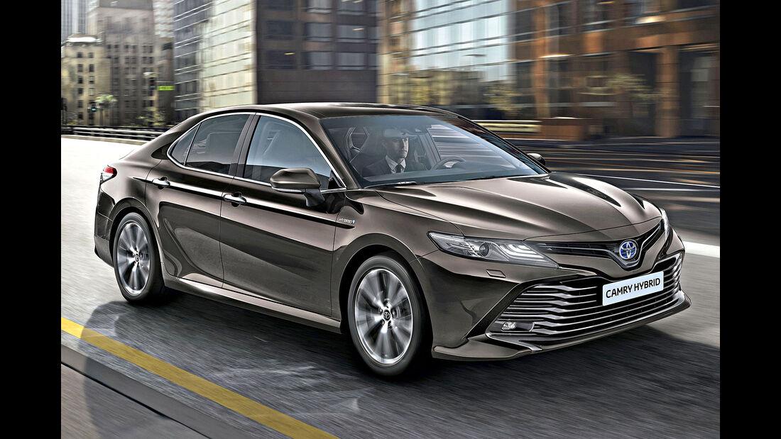 Toyota Camry, Best Cars 2020, Kategorie D Mittelklasse