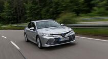 Toyota Camry, Exterieur