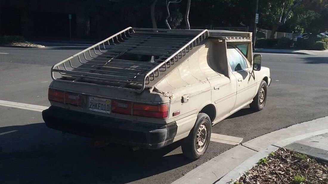 Toyota Camry Hummer Offroad Umbau Craigslist