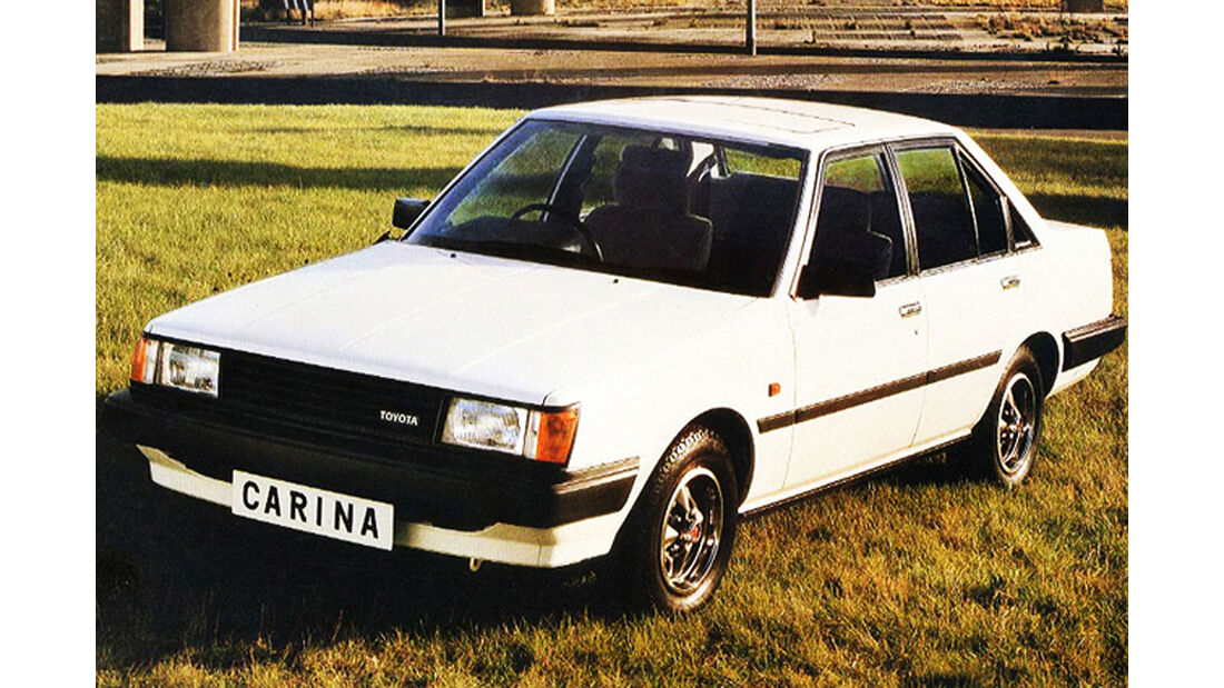 Toyota Carina (1982 - 1988)