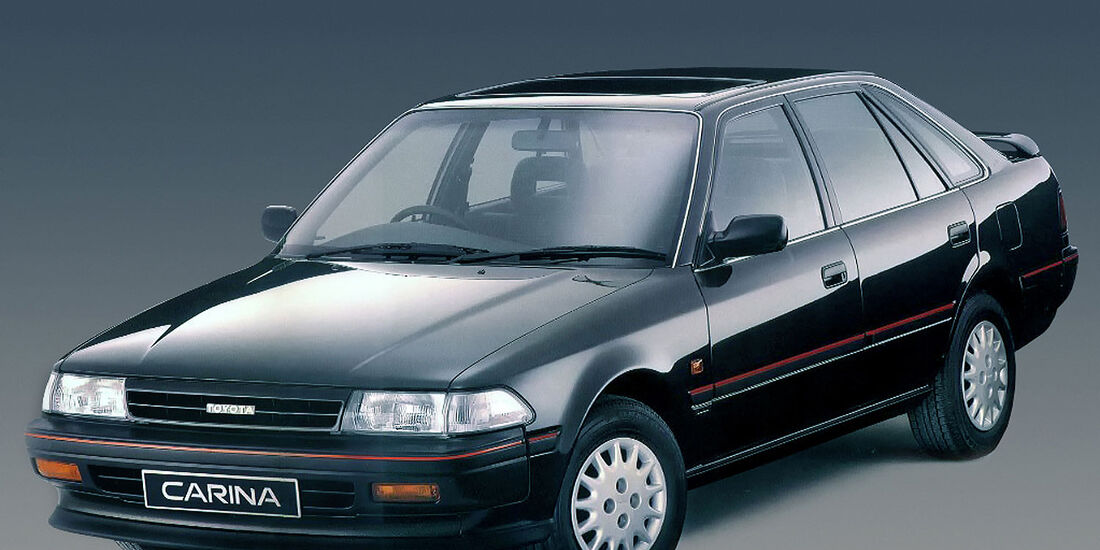 Toyota Carina (1984 - 1988)