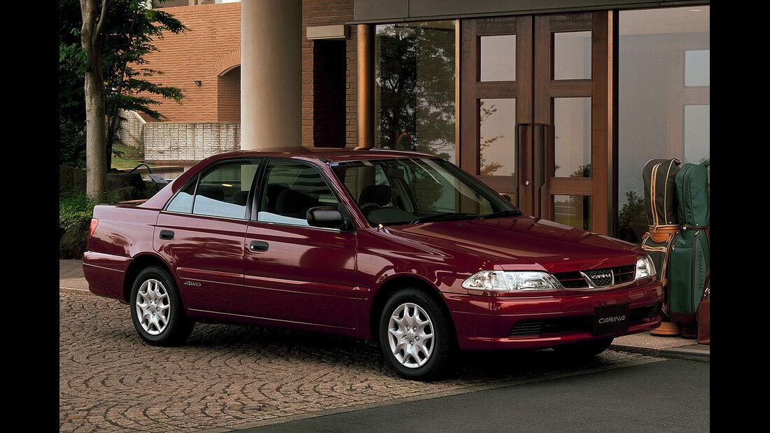Toyota Carina (1996 - 2001)