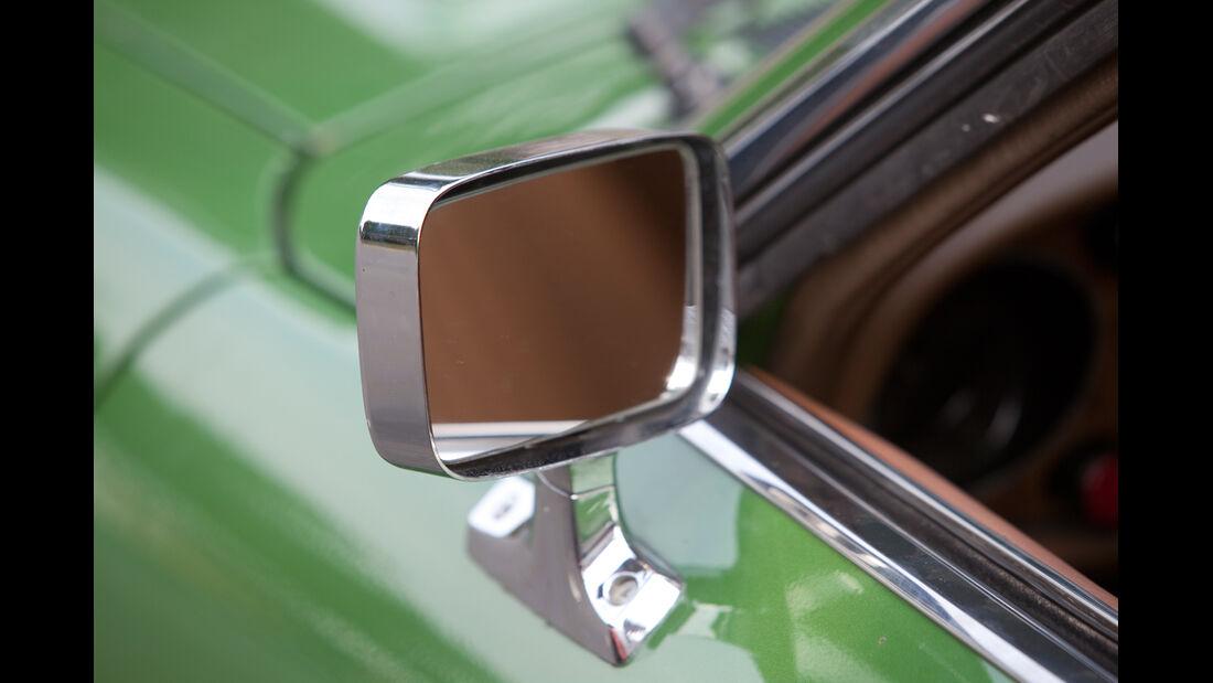 Toyota Celica, Aussenspiegel