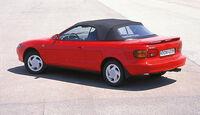 Toyota Celica Cabrio 2.0 Gti, Heckansicht