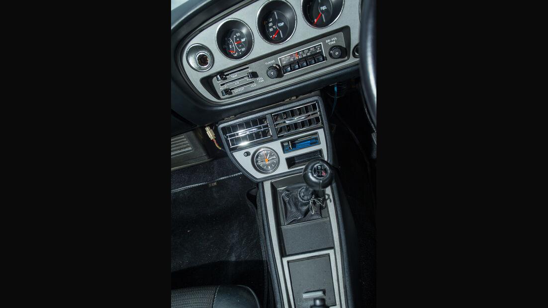 Toyota Celica, Mittelkonsole
