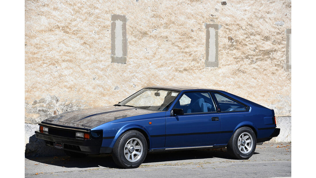 Toyota Celica Supra 2.8i (1983)