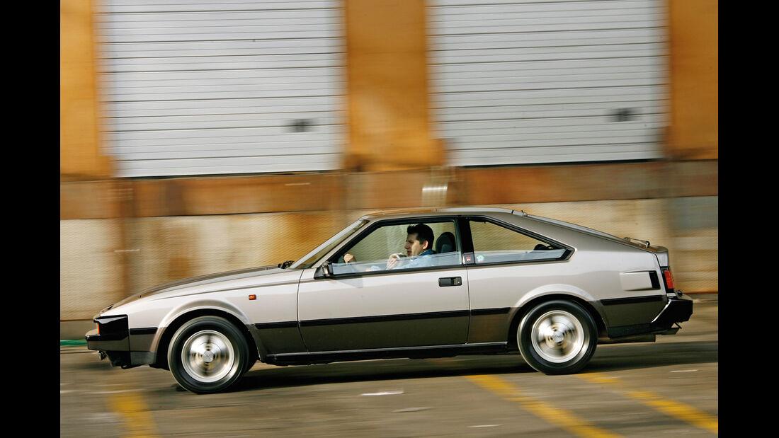 Toyota Celica Supra 2.8i, Seitenansicht