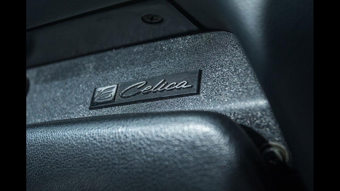 Toyota Celica, Typenbezeichnung