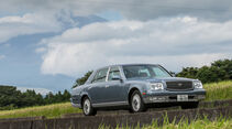 Toyota Century, Japan, Impression, Luxusklasse