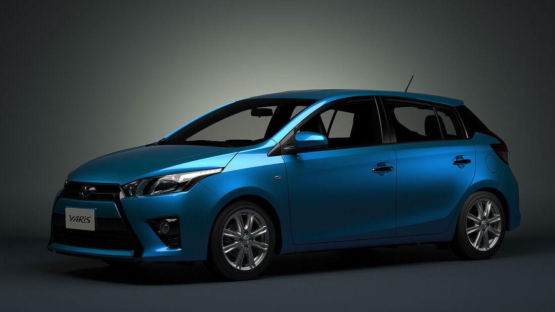 Toyota China-Yaris
