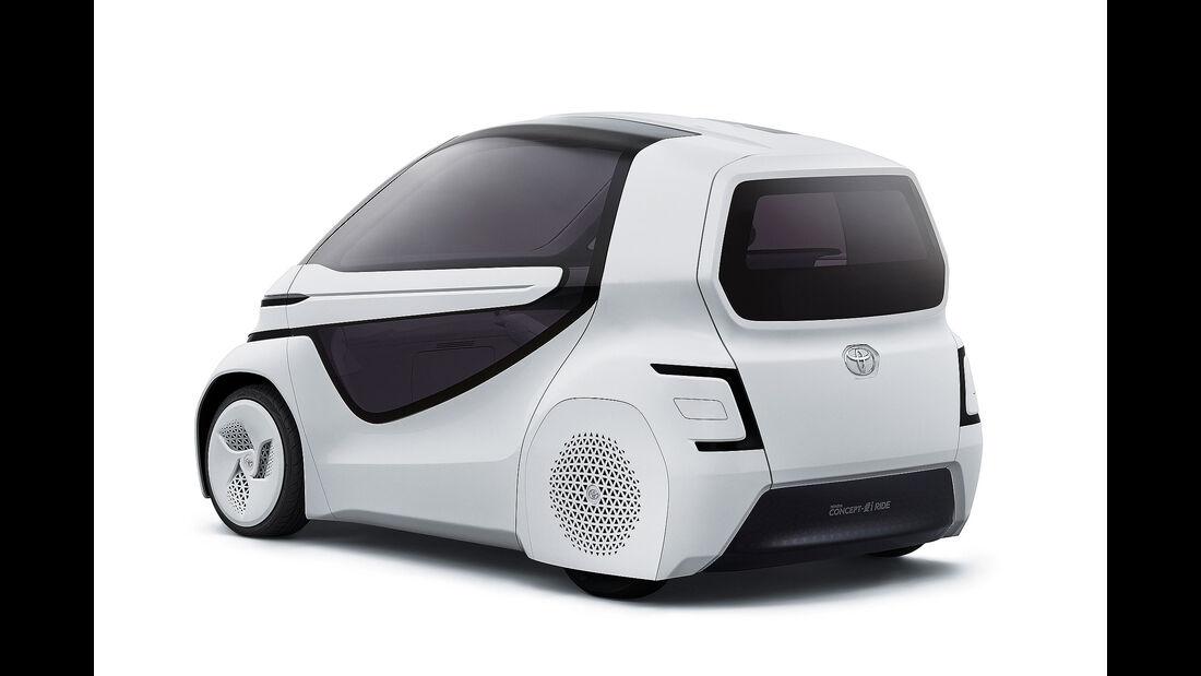 Toyota Concept i-Ride