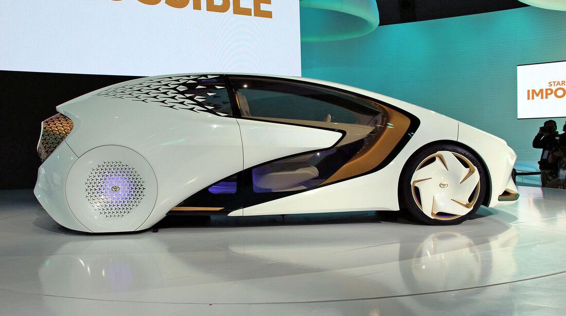 Toyota Concept i Tokio Motorshow 2017