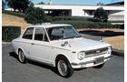 Toyota Corolla, 1966, Seitenansicht