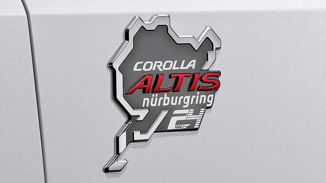 Toyota Corolla Altis Nürburgring Edition Thailand