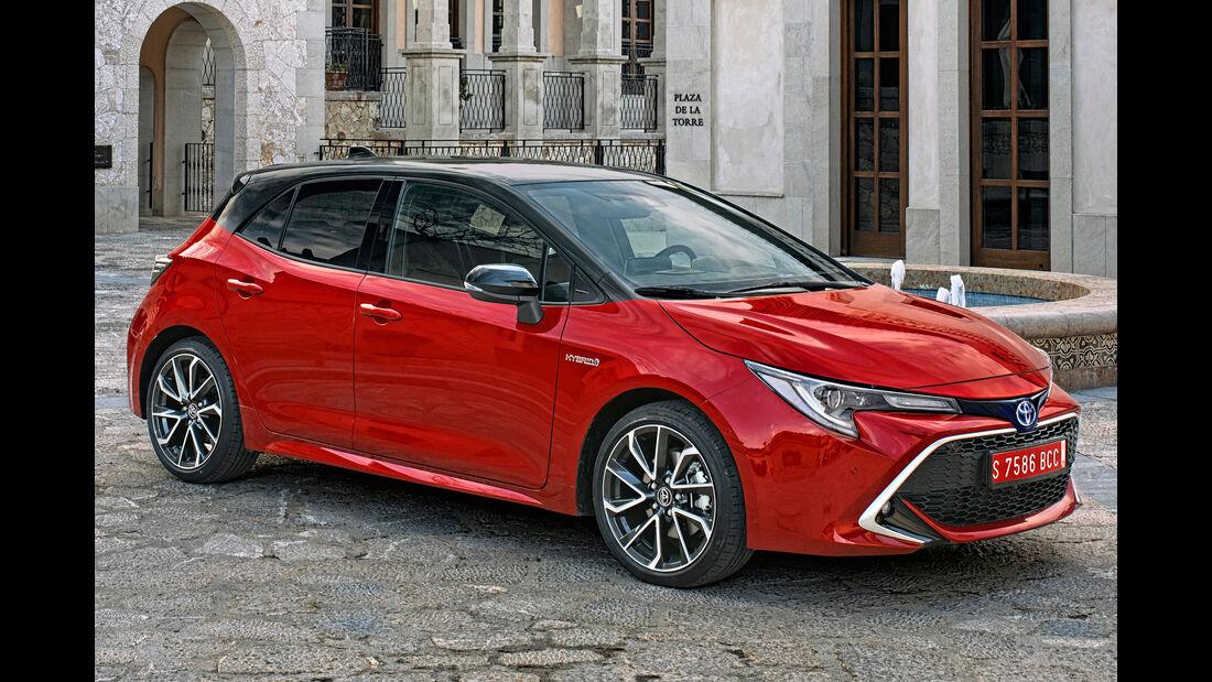 Toyota Corolla, Best Cars 2020, Kategorie C Kompaktklasse