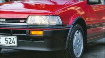 Toyota Corolla Compakt, Frontscheinwerfer