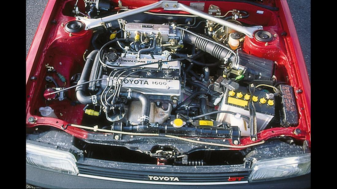 Toyota Corolla Compakt, Motor