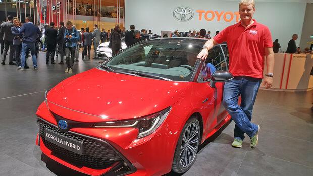 Toyota Corolla Marcel Sommer