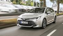 Toyota Corolla TS 2.0 Hybrid, Exterieur