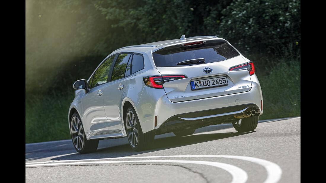 Toyota Corolla Touring Sports, Exterieur