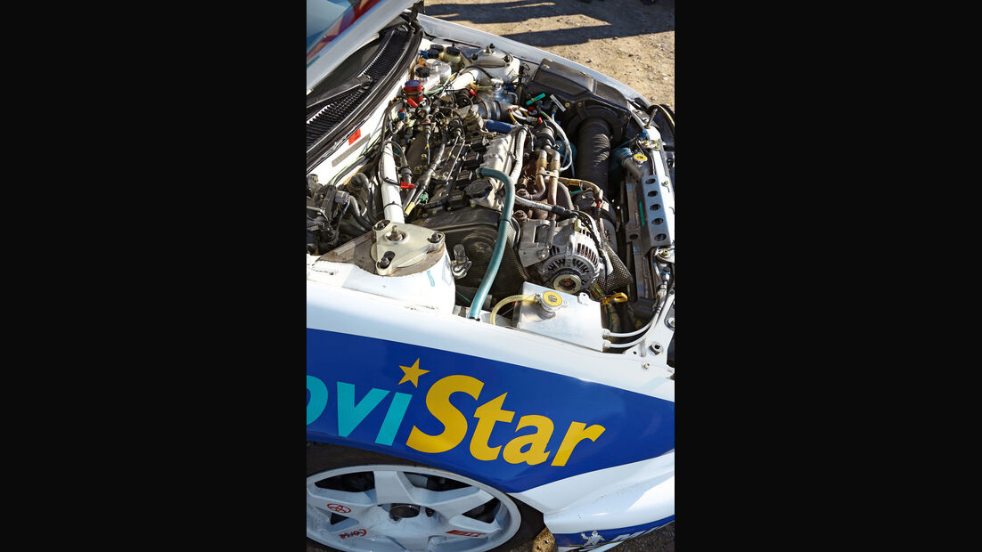 Toyota Corolla WRC, Motor