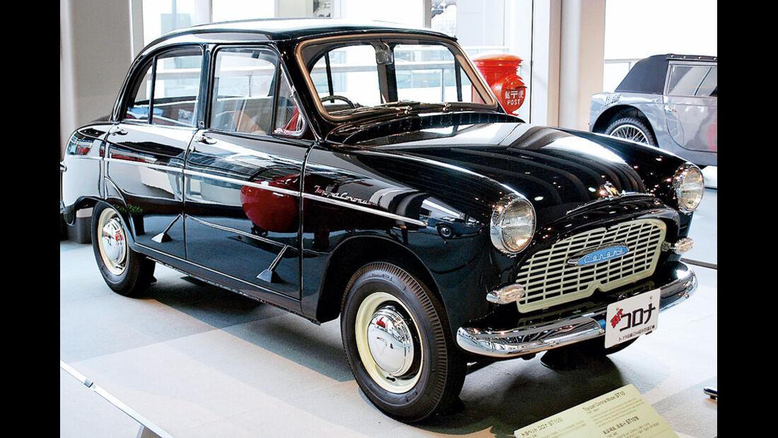 Toyota Corona 1957