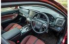 Toyota Crown Athlete S Hybrid, Cockpit