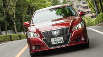 Toyota Crown Athlete S Hybrid, Frontansicht