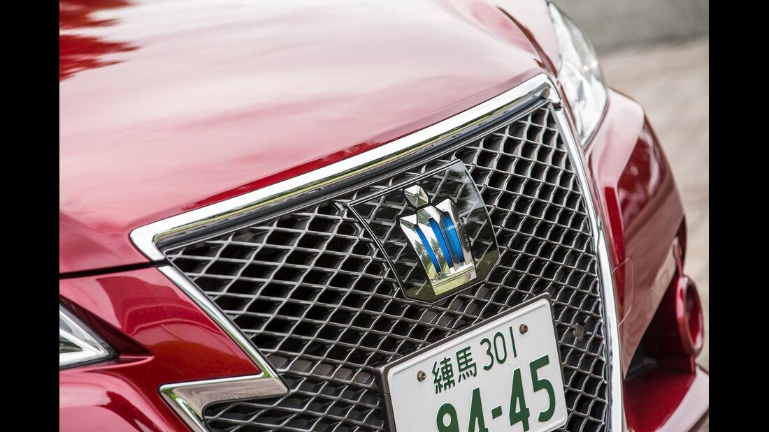 Toyota Crown Athlete S Hybrid, Kühlergrill