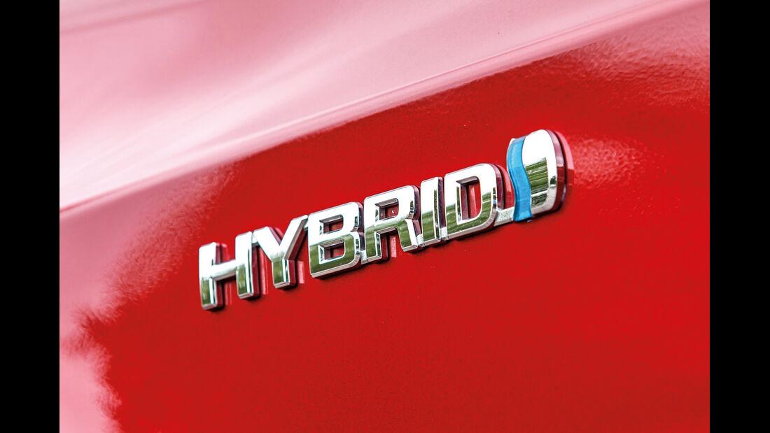 Toyota Crown Athlete S Hybrid, Typenbezeichnung