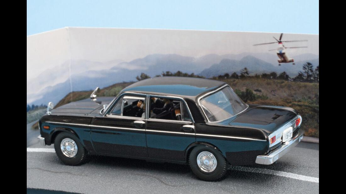 Toyota Crown James-Bond-Collection im Maßstab 1:43