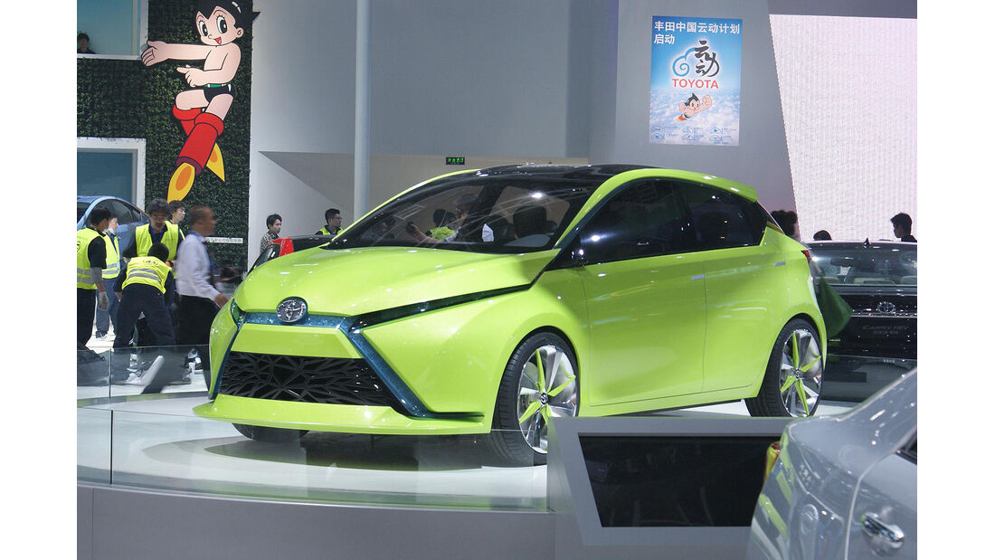 Toyota Dear Concept Hatchback
