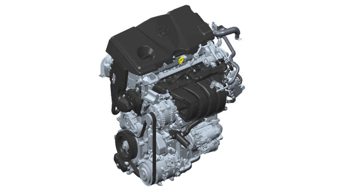 Toyota Dynamic Force Engines 2,5-Liter-Vierzylinder