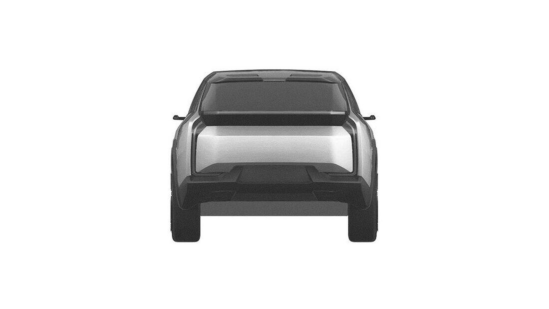 Toyota E-SUV