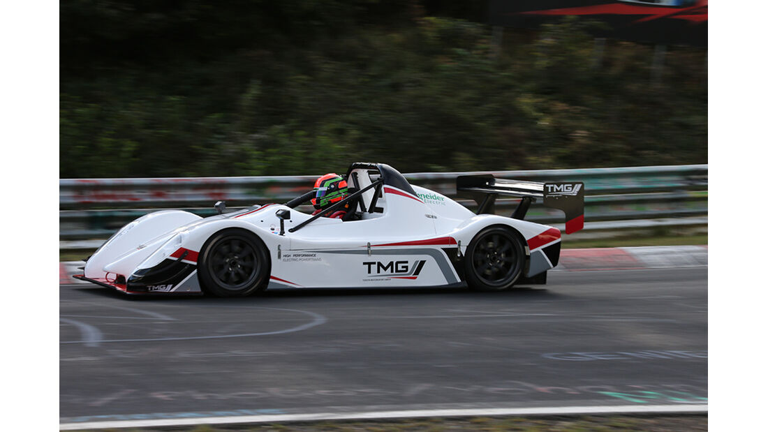 Toyota Elektrosportwagen TMG EV P002