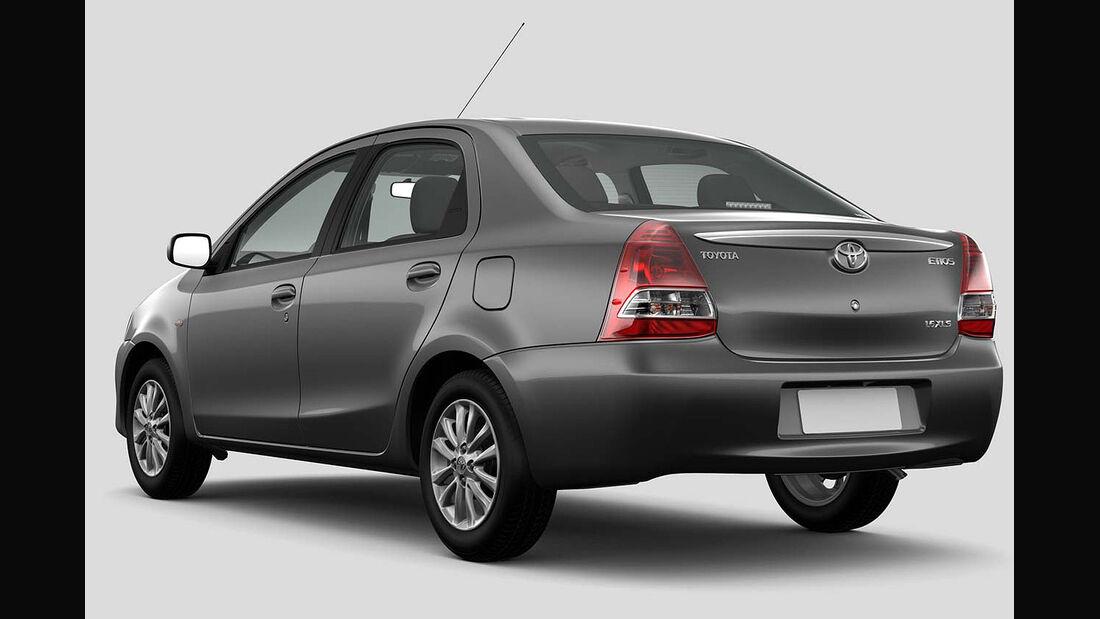Toyota Etios Sedan Brasilien