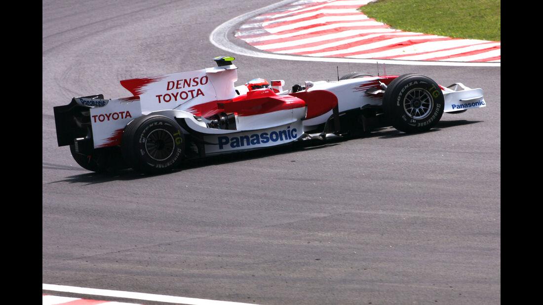 Toyota - F1 2008
