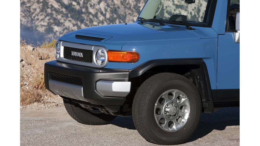 Toyota FJ Cruiser Modelljahr 2013