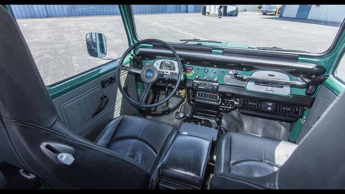 Toyota FJ40 Land Cruiser Hardtop (1980) Tom Hanks
