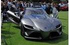Toyota FT-1 - GT6 - Gran Turismo - Pebble Beach 2014 - Pebble Beach Concours d'Élegance - 08/2014